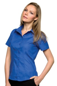 Damesblouse Kustom Kit Workwear Oxford KM